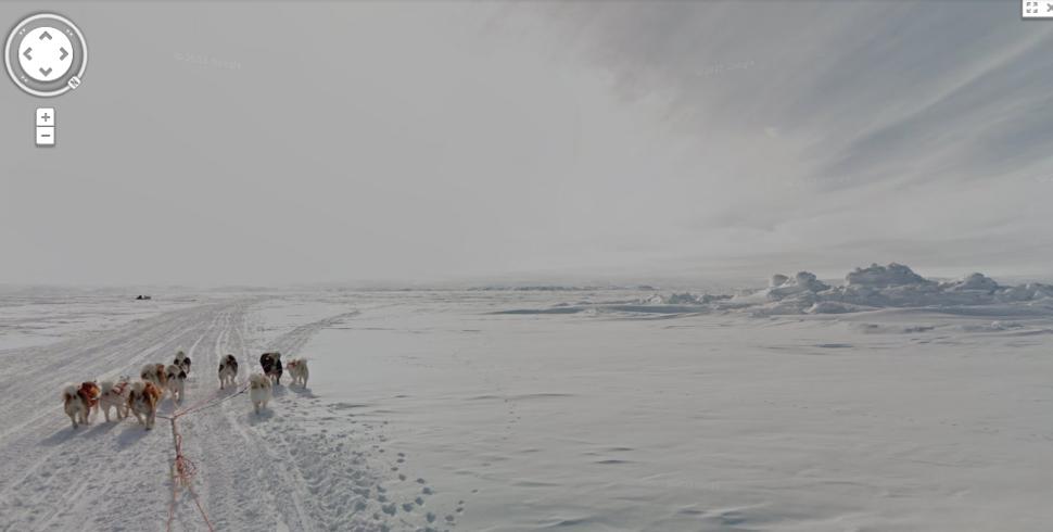 Google Street View Iqaluit