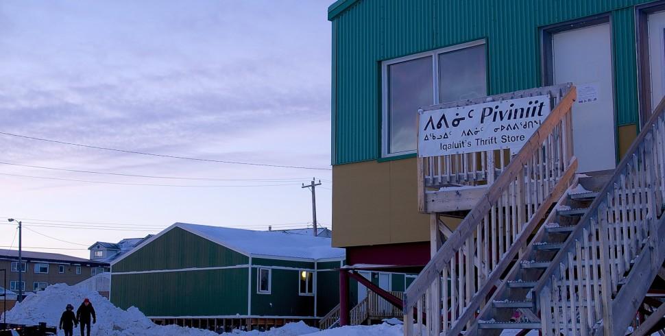 Piviniit: The Iqaluit Thrift Store