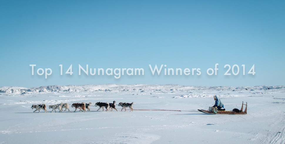 Top 14 Nunagram Winners of 2014
