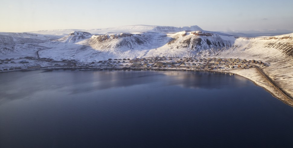 Arctic Bay: Eat, Sleep, Do